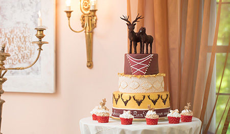 Hochzeit: Almliebe