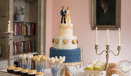 Hochzeit: Bavarian Glamour