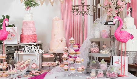 Hochzeit: Be a Flamingo