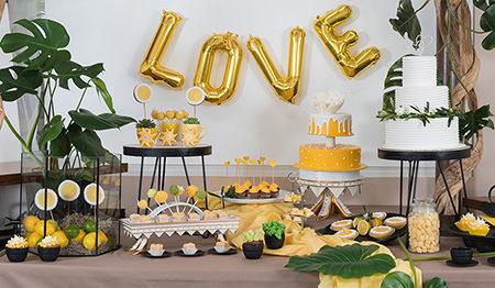 Hochzeit: Lemon Love
